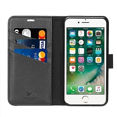Strong N Free Moderna Folio Case iPhone 6/6S/7/8, Black