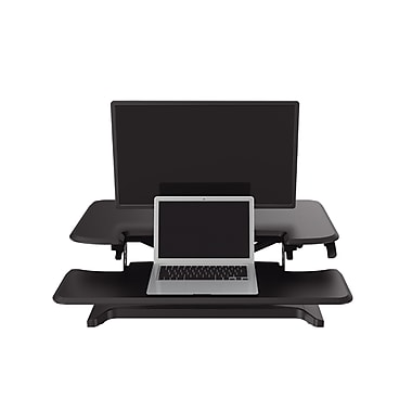 TygerClaw Sit and Stand Desktop Workstation (TYDS13016)