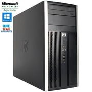 HP - PC de table 6300, tour, remis à neuf, Intel Core i7 3770, 3,4 GHz, DD 2 To, DDR3 16 Go, Windows 10 Pro