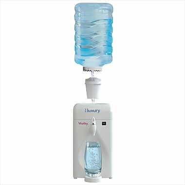 Little Luxury Vitality Mini Water Cooler with Filter (LLVF1U)