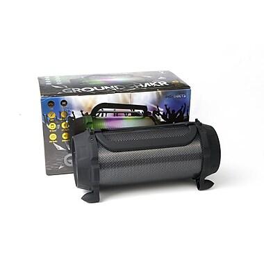IMGadgets - Haut-parleur sans fil Bluetooth GroundShakr (GRNDSHK)