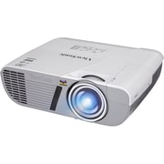 Viewsonic LightStream PJD6552LWS 3D DLP Projector, 720p, HDTV, 16:10