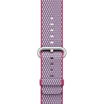 Apple 38mm Berry Check Woven Nylon (MQVD2AM/A)