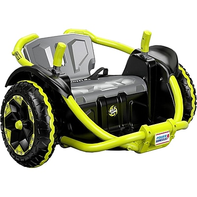 Power Wheels Wild Thing-Green (FGF77)