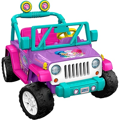 Fisher-Price Power Wheels Nickelodeon Shimmer and Shine