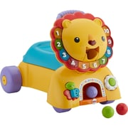 Fisher-Price 3-in-1 Sit, Stride & Ride Lion (DHW02)