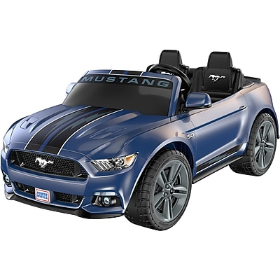 Power Wheels Smart Drive Ford Mustang 12