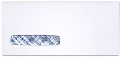 2003, 2004, 2006 & 2012 ADA Dental Window Claim Envelopes, Peel & Seel®, Tinted, Non-Pers., 500/Bx