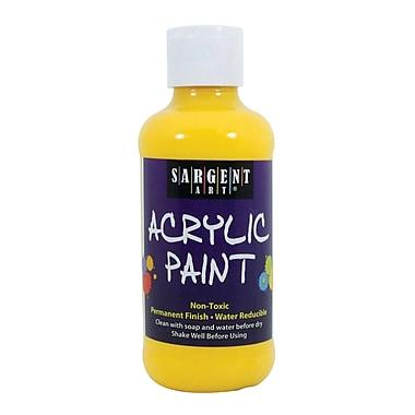 Sargent Art 8 oz Fluorescent Acrylics