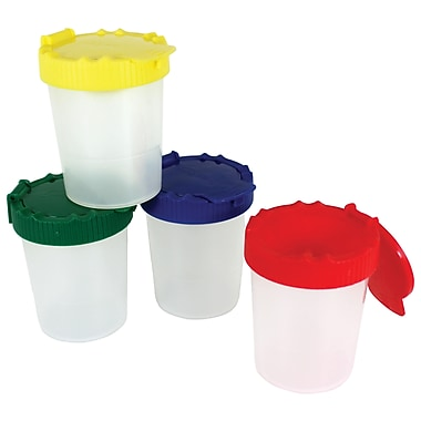 Sargent Art Non-Spill Paint Cups in Bag