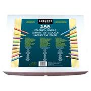 Sargent Art 288-Colour Coloured Pencil Best Buy Assortment, 8/Pack (22-7293)