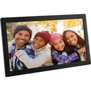 Aluratek - Cadre Wi-Fi de 17,3 po pour photos numériques à écran tactile haute résolution(AWDMPF117F)