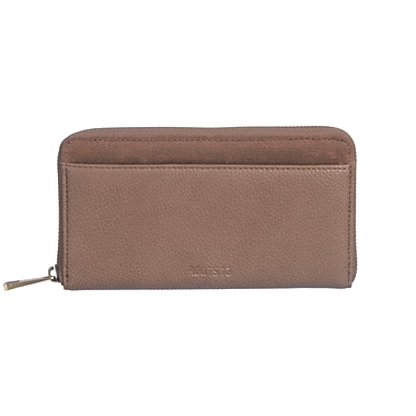 Roots 73 Zip-Around Wallet With 3-Way Zipper Closure (RT30071-16)