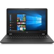 HP - Portatif à écran tactile 15-BW036NR 15,6 po, AMD A12-9720P 2,7 GHz, DD 500 Go, DDR4 4 Go, Windows 10 Famille