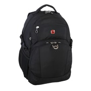 "Swiss Gear Backpack fit 15.6"" Laptop, Black (SWA2536- 009)"