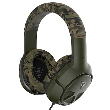 Turtle Beach® Ear Force Recon Camo Gaming Headset (731855020256)
