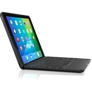 "ZAGG ZAGGfolio Keyboard/Cover Case (Folio) for 9.7"" iPad Air 2, iPad Pro, iPad Air, Battery, Black (A97ZFK-BB0)"