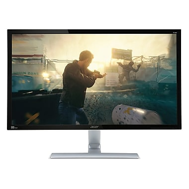 Acer UM.PR0AA.001 RT0 28-inch LED LCD TN Monitor, 3840 x 2160, 100,000,000:1, 1 ms