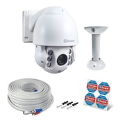 Swann 1080p HD Outdoor Security Camera, White (SWPRO-1080PTZ)