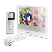 """Swann Expandable Intercom and Video Doorphone with 7"""" LCD Monitor (SWADS-DP885C)"""