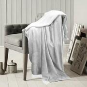 """Lauren Taylor Microfleece Blanket, 60"""" x 80"""""""