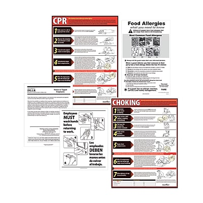 ComplyRight™ Restaurant Poster Kit, MS - Mississippi