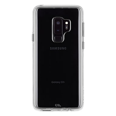 Case-Mate Naked Tough Samsung Galaxy S9, Clear (CM037032)