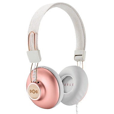 House of Marley POSITIVE VIBRATION 2 On-Ear Headphones Copper