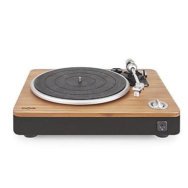 House of Marley EM-JT000-SB STIR IT UP Turntable