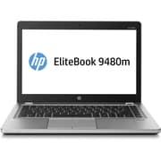 HP - Portatif EliteBook FOLIO 9480M remis à neuf, 14 po, Intel Core i5 4210U, 1,7 GHz, SSD 256 Go, DDR3 SDRAM 8 Go, Win 10 Pro