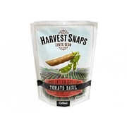 Harvest Snaps Lentil Bean Crisps Tomato Basil, 3 oz Pouch, 3/Pack
