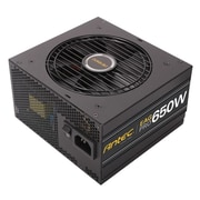 Antec® Earthwatts Gold Pro Hybrid Modular Active PFC Power Supply, 650 W (EA650G PRO)