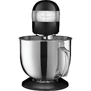 Cuisinart® Precision Master 5.5 qt Stand Mixer, Onyx Black (SM-50BK)