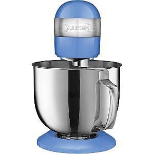 Cuisinart® Precision Master 5.5 qt Stand Mixer, Bright Blue (SM-50BL)