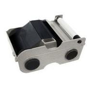 Fargo® Dye Sublimation/Thermal Transfer Ribbon Cartridge for DTC4000/DTC400/C30 Card Printer, Resin, Black (45102)