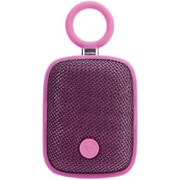 GRYPHON DreamWave BUBBLEPOD Portable Bluetooth Speaker System, Pink