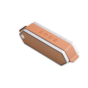 GRYPHON DreamWave HARMONY Portable Bluetooth Speaker System, Saddle