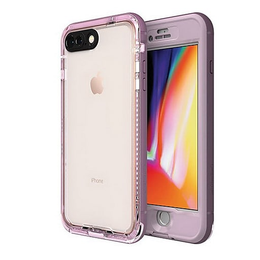 low priced 34a0b 11211 LifeProof NUUD Carrying Case for Apple iPhone 8 Plus, Morning Glory  (77-57002)
