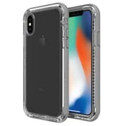 LifeProof NEXT Carrying Case for Apple iPhone X, Beach Pebble (77-57187)