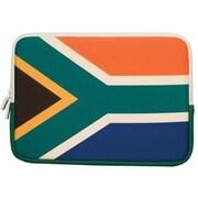 """Urban Factory® South Africa Flag Neoprene Sleeve for 12.1"""" Laptop (FLG04UF)"""