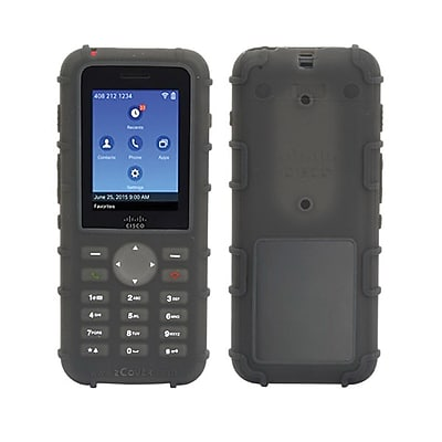 zCover Dock-in-Case CI821PH Carrying Case W/Printed Keypad