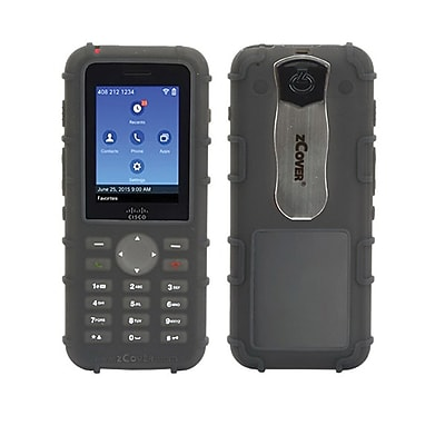 zCover Dock-in-Case CI821PJ Carrying Case W/Metal Clip