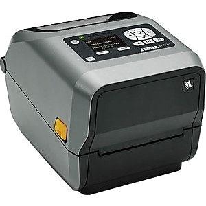 Zebra® ZD62042-T01F00EZ Monochrome Thermal Transfer Label/Receipt Printer, Wired, Black/Gray