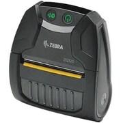 Zebra® ZQ32-A0E02T0-00 Monochrome Direct Thermal Receipt Printer, Wireless, Black/Gray