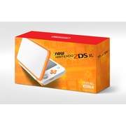 Nintendo 2DS-XL HW White & Orange, 2DS-XL