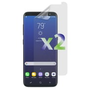 Exian Samsung Galaxy S8 Screen Protectors, Clear (SP-S8-CL)