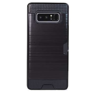 Exian Samsung Galaxy Note 8 2017 Armored Case with Card Slot