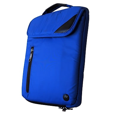 Exian Nylon Carrying Zippered Bag, 10.25