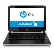 "HP Refurbished 215 G4T70UA#ABA 11.6"" Touch Screen Notebook, 1000 MHz AMD A6-1450, 500 GB HDD, 4 GB DDR3, Windows 10 Home"