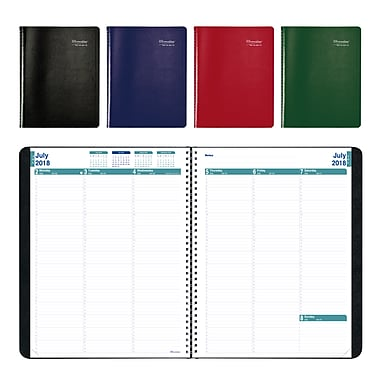 brownline 2018 2019 academic weekly monthly appointment planner 11